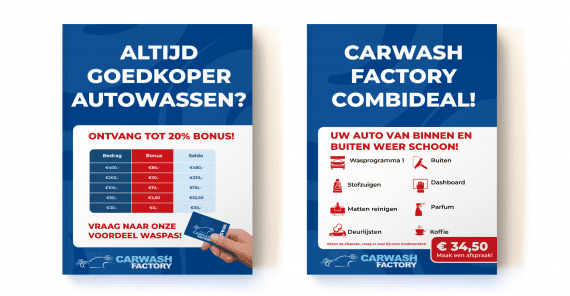 CWF combideal + waspas Carwash-Marketing.nl