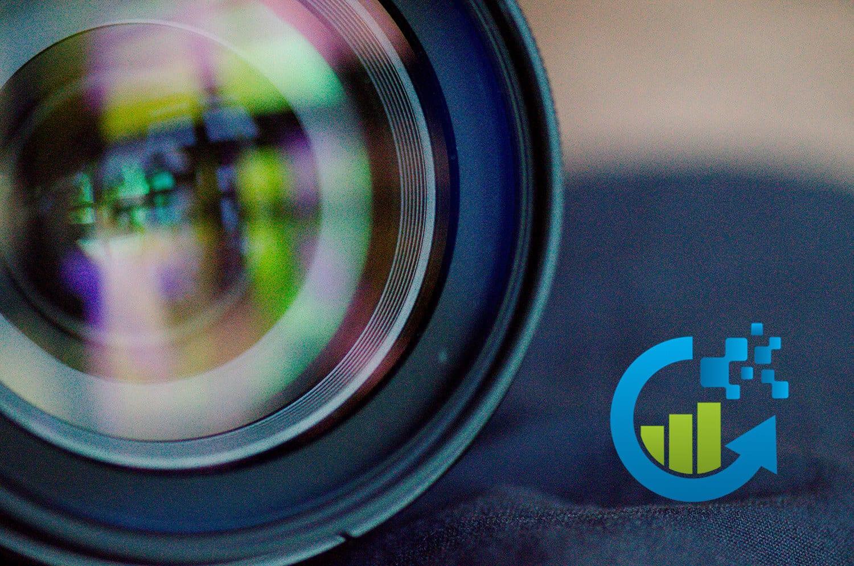 Carwash Marketing Lens en logo
